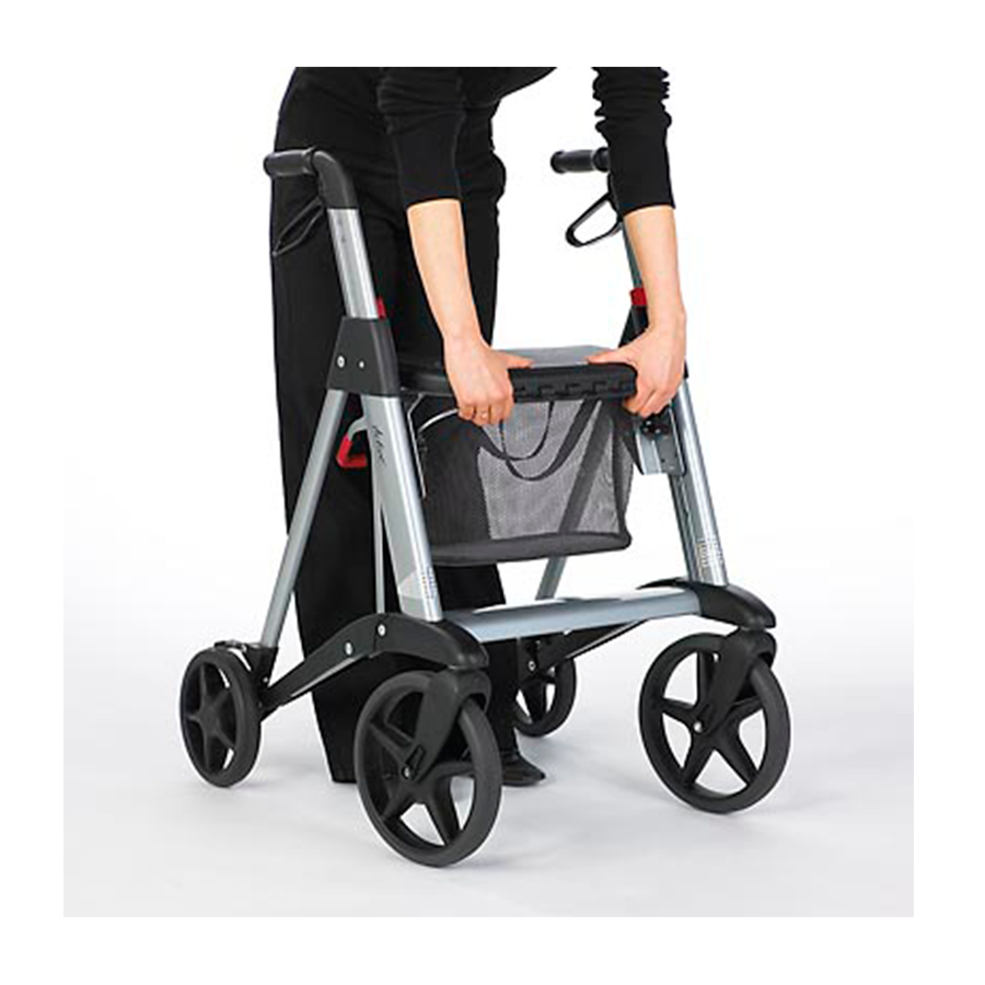 Strange Active Walker Rollator Active Walker Details Active Bralicious Painted Fabric Chair Ideas Braliciousco